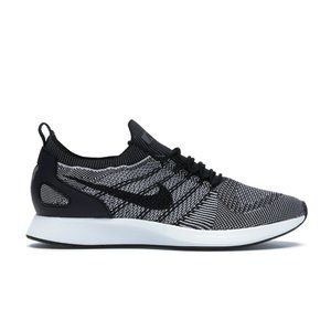 Nike Air Zoom Mariah Flyknit Racer - Black / White